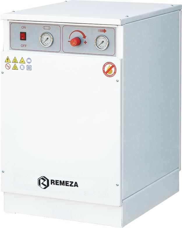 Компрессор безмасляный поршневой Remeza СБ4-16.VS204K (150 л/мин)