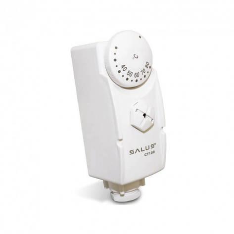 Терморегулятор накладной SALUS AT10, фото 2
