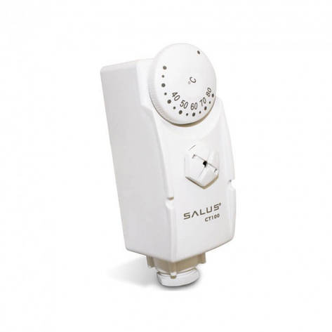 Терморегулятор накладної SALUS AT10, фото 2