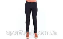 Лосины гимнастические  Бифлекс черные UR DR-1203  рост 122-176 см