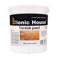Акриловый лак для дерева - Лак Панельный / Varnish Panel (уп.10 л)