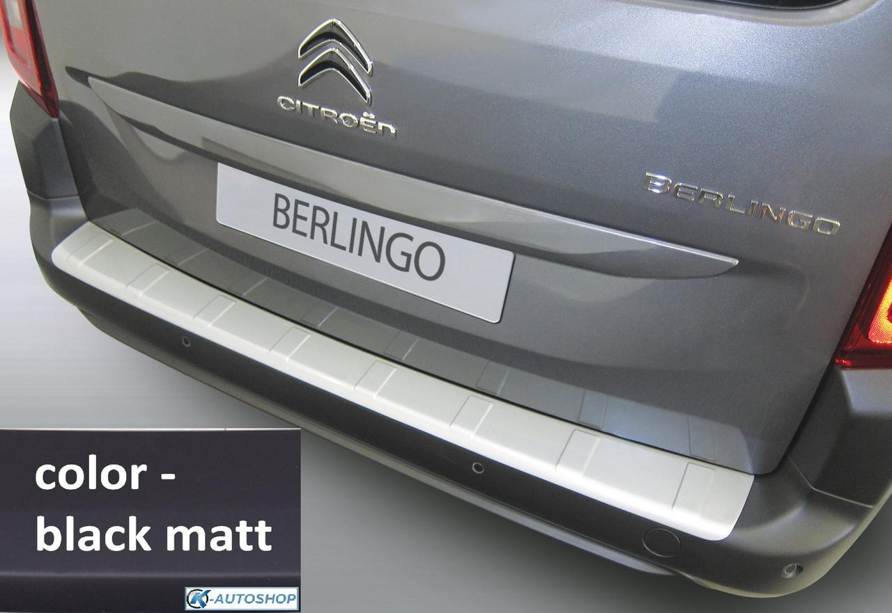 rbp311 Citroen Berlingo 2018+ rear bumper protector