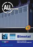Радиатор биметаллический Alltermo Bimetall 500/80