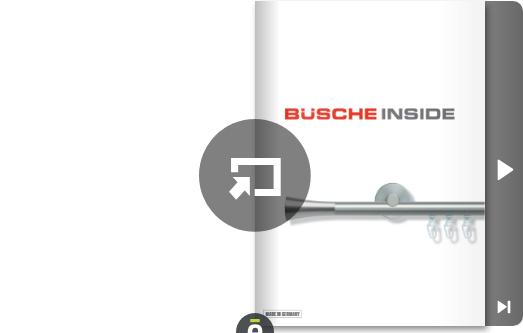 Карнизы BUSCHE - Каталог 2016-2018 - Busche.com.ua