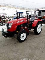 Трактор DW 244 AHTD (3 цил., 4х4, 24л.с., ГУР)