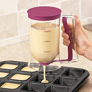 Диспенсер для жидкоготеста Batter Dispenser (большой ) для приготовления панкейков (блинов)