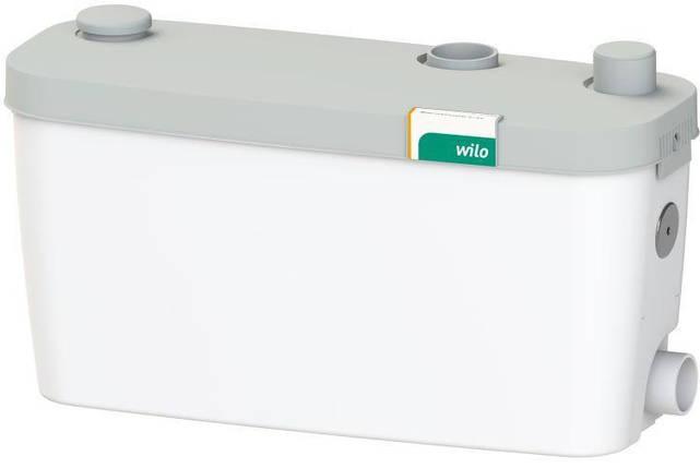 Канализационная установка Wilo HiDrainlift 3-37, фото 2