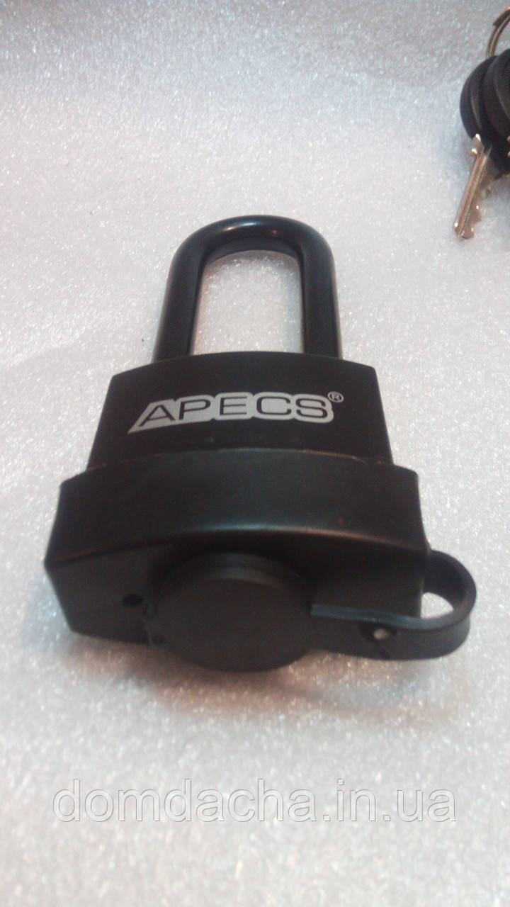 Замок навесной, висячий APECS PDR-50-45-L