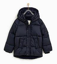 Детская куртка весна-осень для мальчика Zara Испания Размер 152, 164