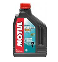 Масло Motul Outboard Tech 4T 10W-40 2л