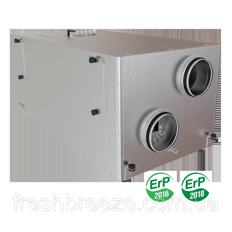 Приточно-вытяжная установка с рекуперацией тепла Вентс ВУТ 400 ГБЭ ЕС A21