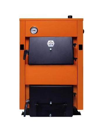 Универсальный котел на твердом топливе  ДТМ  СТАНДАРТ 13 (DTM STANDART)