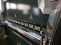 Гибка, рубка листового металла на станках с ЧПУ