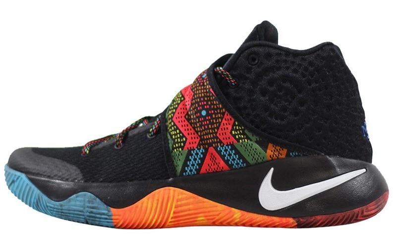 """9473bdb0 Баскетбольные кроссовки Nike Kyrie 2 BHM """"Black Indian"""" - Интернет-магазин  кроссовок"""