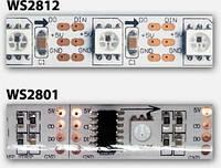 Цифровая пиксельная SMART светодиодная лента 50/50 IP20  5B, фото 1
