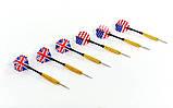 Мішень для гри в дартс з флока Flocked BL-18012 18in Baili, фото 2
