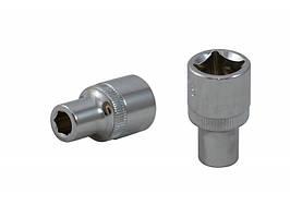 "Головка торцевая (Hex 1/2""DR 9 мм) Sturm 1360102"
