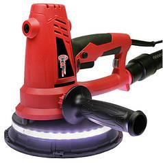 Шлифовальная машина для стен Workman R7241 с подсветкой