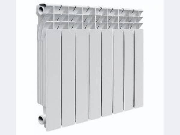 Радиатор биметаллический Alltermo Classic+ 350/85