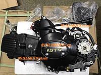 Мотор 110 см3 мопед Альфа/Дельта/Актив