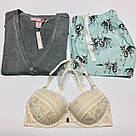 Кружевной Бюстгальтер Пуш-Ап Victoria's Secret Dream Angels Push-Up 70С, Белый Кокос, фото 5