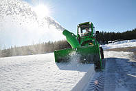 Снегоуборочная техника Avant (Финляндия)