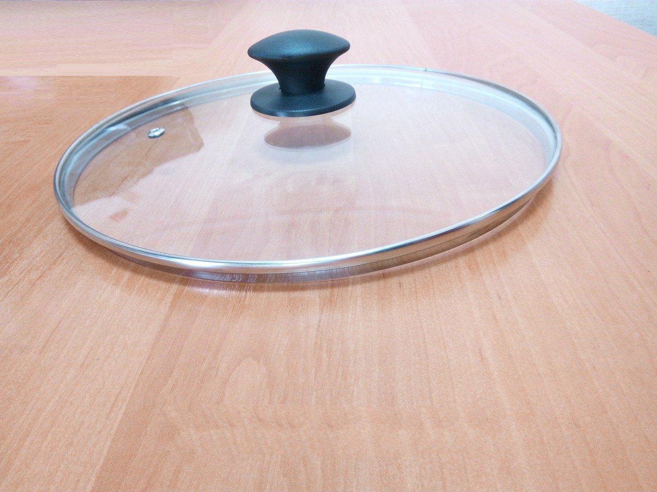 Крышка стеклянная Con Brio CB-9022 22см