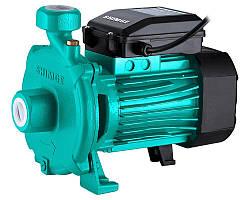 Центробежный насос SHIMGE PUM600 750Вт Hmax=27м Qmax=7,2куб.м/час