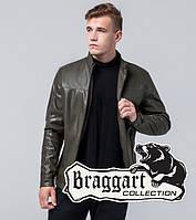 Braggart Youth | Осенняя куртка 2825 хаки, фото 1