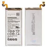 Батарея (АКБ, аккумулятор) EB-BN950ABE для Samsung Galaxy Note 8 N950F, 3000 mAh, оригинал