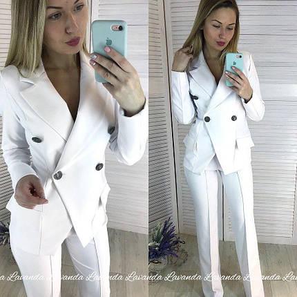 b7815b46856 Модный классический костюм женский  Цена