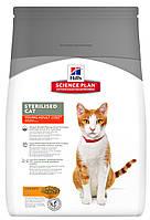 Корм для стерилизованных кошек Hills Science Plan Feline Young Adult Neutered Cat
