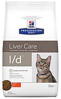 Лечебный корм для кошек Hills Prescription Diet Feline L/d