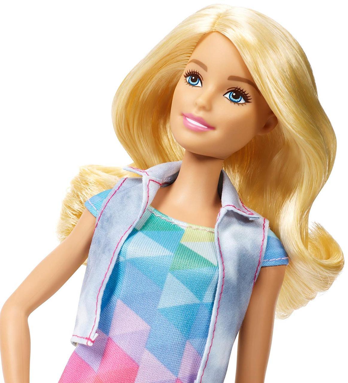 """Кукла Барби """"Дизайнер"""" цветной штамп - раскраска одежды ..."""