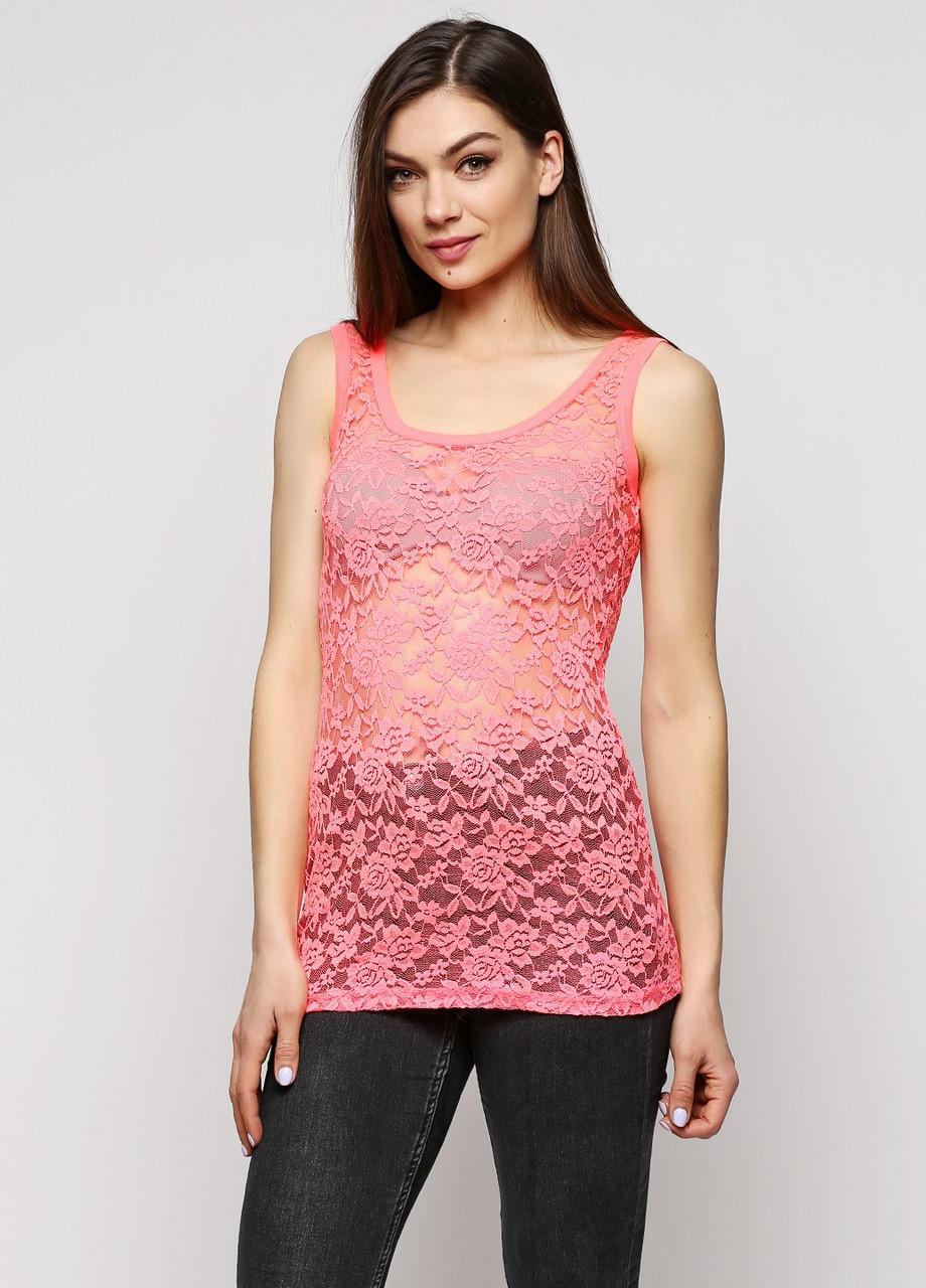 Майка Fashion 36-40 Розовый (CH-MP41_Pink)