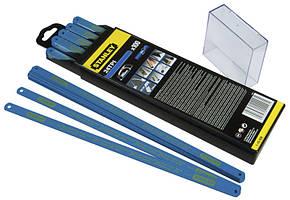 """Полотно """"Laser"""" для ножовки по металлу биметаллическое гибкое 2-15-558 - STANLEY"""