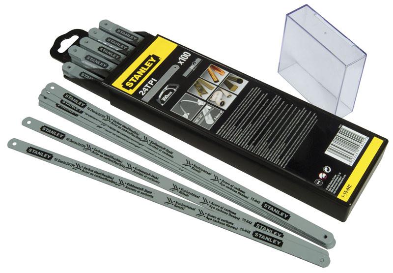 """Полотно """"Lion"""" для ножовки по металлу для мягкиx металлов 2-15-842 - STANLEY"""