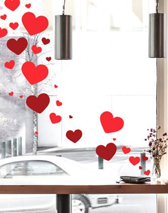 """Декор на вікно """"Серцевий шлях"""""""