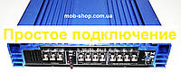 Автомобильный усилитель звука Kenwood MRV-1907U 4000Вт USB Прозрачный корпус, фото 3