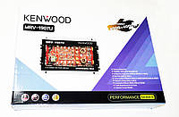 Автомобильный усилитель звука Kenwood MRV-1907U 4000Вт USB Прозрачный корпус, фото 6