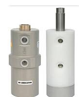 Пневматические поршневые вибратор серии FAL (не требующие смазки) и VTL