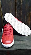 Мужские кроссовки FILA Tennis Court Deluxe(Red), фото 3