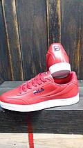 Мужские кроссовки FILA Tennis Court Deluxe(Red), фото 2