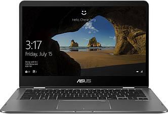 ASUS ZenBook Flip UX461 Black (UX461UA-E1009T)