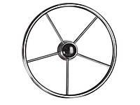 Рулевое колесо из нержавеющей стали ULTRAFLEX Anti 345 мм