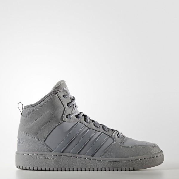 6cc591d1 Мужские зимние кроссовки Adidas NEO Cloudfoam Hoops Winter BB9913 ...