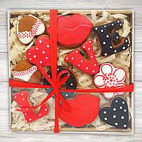 """Пряничный набор для любимых """"Red Love"""", фото 1"""
