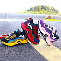 Яркие кроссовки,  3 цвета, фото 1