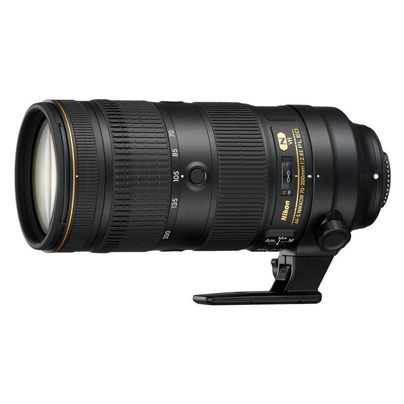 Объектив Nikon AF-S 70-200mm f/2.8E FL ED VR Гарантия от производителя ( на складе )