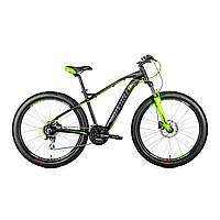 """Велосипед Avanti Boost 27,5"""" черно-зеленый"""